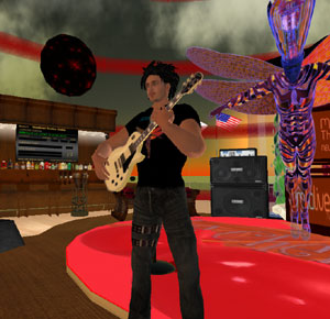Didier Soyuz Live at the Cherry Secondlife